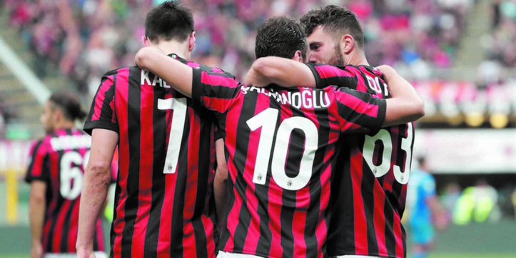 Fair-play financier : L'AC Milan conteste son exclusion devant le TAS