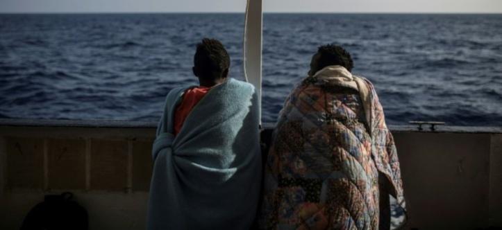 Au moins 19 morts dans un naufrage au large de Chypre
