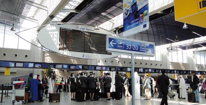 Les aéroports du Royaume atteignent 10 millions de passagers au premier semestre