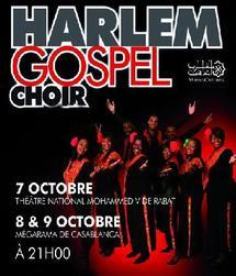 La compagnie Gospel la plus célèbre des Etats-Unis au Maroc : Les Harlem Gospel Choir jouent à Rabat et à Casablanca