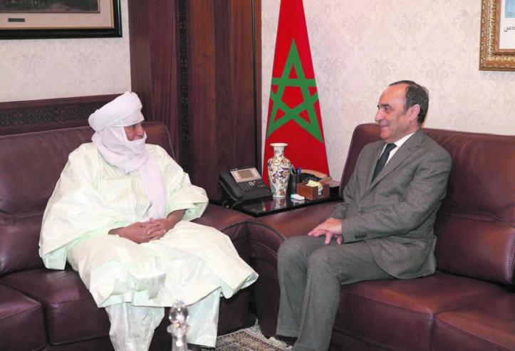 Le président de la Chambre des représentants salue les relations historiques entre le Maroc et le Niger