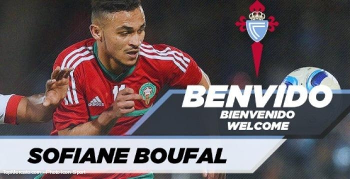 Mercato Southampton: L'ancien Lillois Boufal file au Celta Vigo