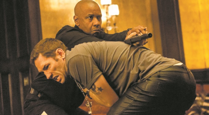 """Equalizer 2"" en tête du box-office"