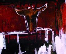 """Fruit d'une rencontre avec l'artiste conceptuel américain Joseph Kosut :  Mohamed Laouli présente """"Art after mythology"""" à Kénitra"""