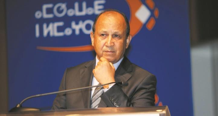 Abdeslam Ahizoune, président du Directoire du groupe, Maroc Telecom