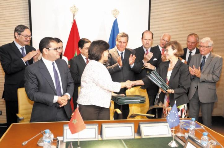 Le président du groupe d'amitié UE-Maroc salue le paraphe de l'accord de pêche