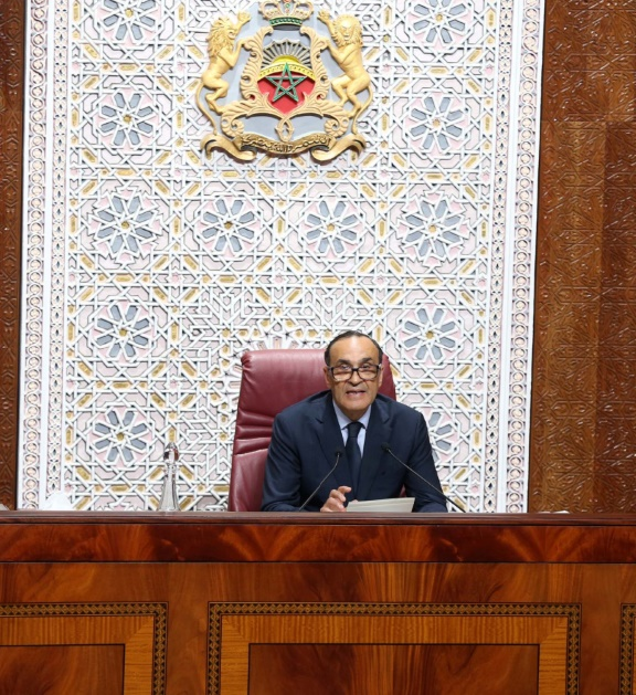 Le bilan à l'issue de la deuxième session mis en exergue par Habib El Malki