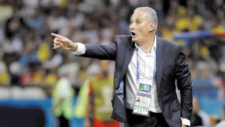 Le sélectionneur Tite garde la confiance de la fédération brésilienne