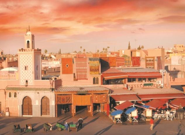 Création d'un cluster de tourisme dans la région de Marrakech-Safi