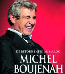 """Le comédien animera un one man show à Agadir : Michel Boujenah """"enfin libre"""""""