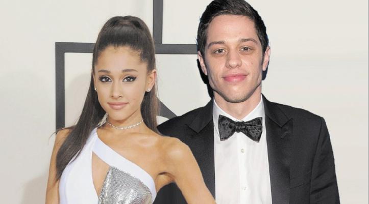 Ariana Grande et Pete Davidson, deux mois de relation et déjà fiancés