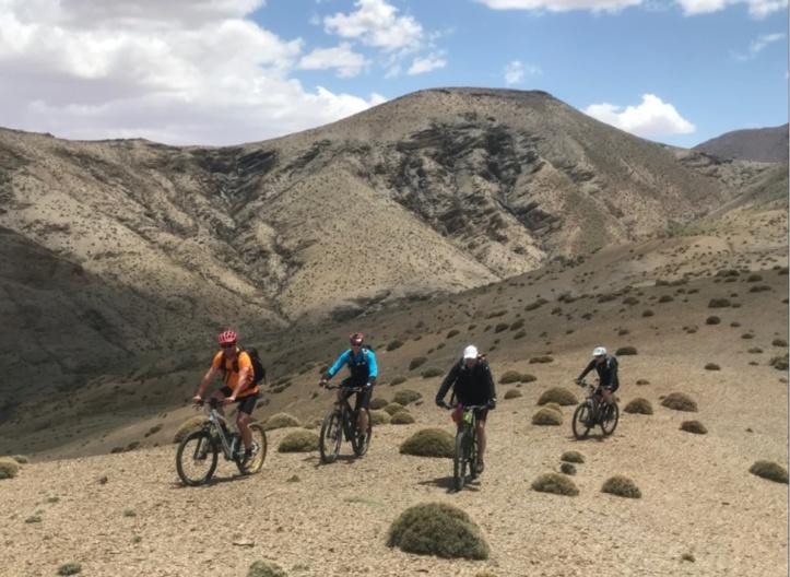 A la découverte d'un tourisme en friche : Les atouts mal exploités de l'offre cyclotouristique dans le Haut Atlas