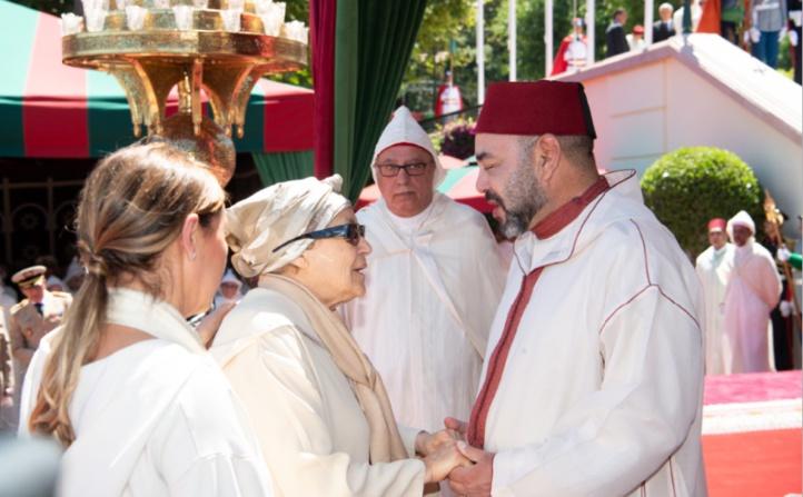 Aicha El Khattabi : S.M le Roi ne cesse d'accorder un intérêt particulier à la région du Rif