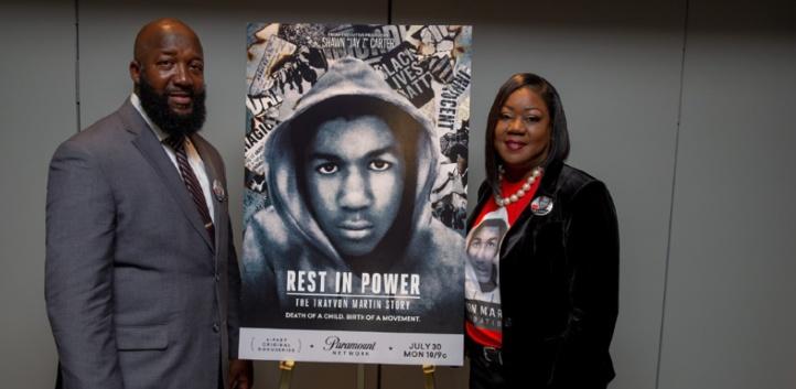 Rest in Power, une série documentaire sur Trayvon Martin