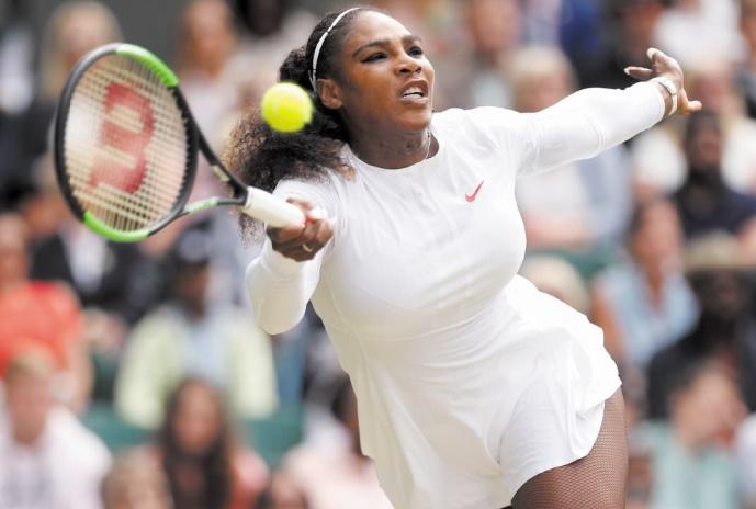 Serena Williams encaisse la pire défaite de toute sa carrière !