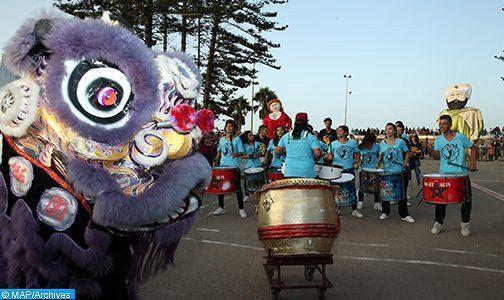 Une parade de folklore en ouverture  du Festival international Jawhara
