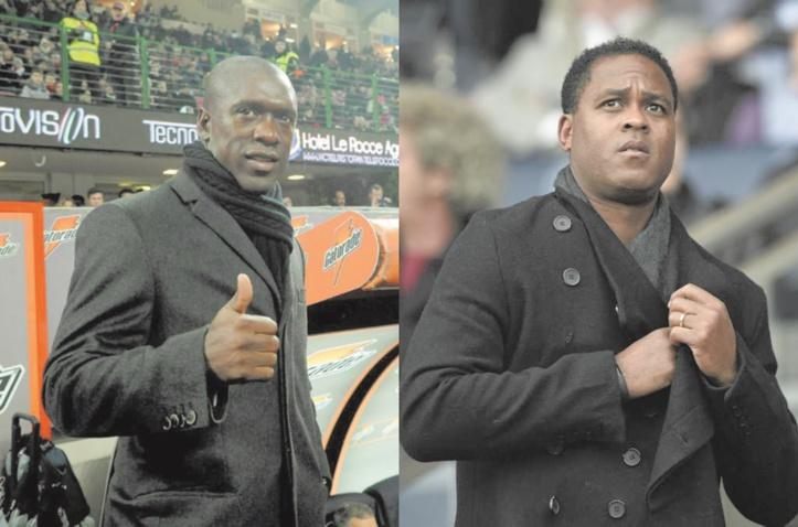 Seedorf et Kluivert à la tête des Lions Indomptables