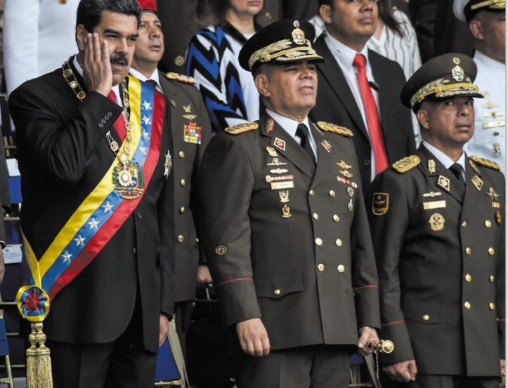 Soutien des alliés, dénégations colombiennes et américaines à propos de l'attentat au Venezuela