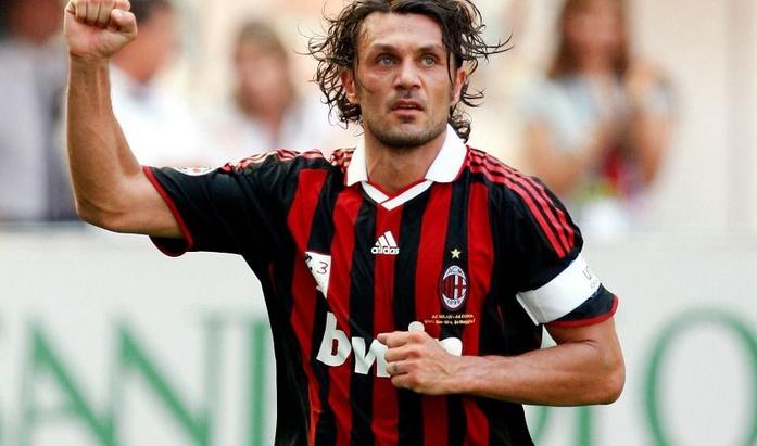 Paolo Maldini revient à l'AC Milan  «Home sweet home»