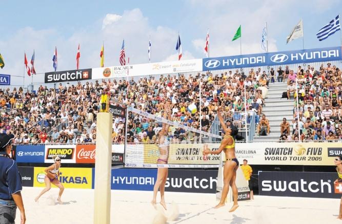 Tomber de rideau à Agadir sur le championnat arabe de beach-volley