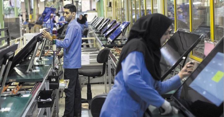 L'Iran frappé par des sanctions américaines