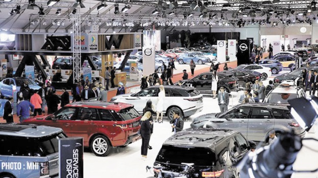 Hausse de 4,86% des ventes de voitures neuves à fin juillet