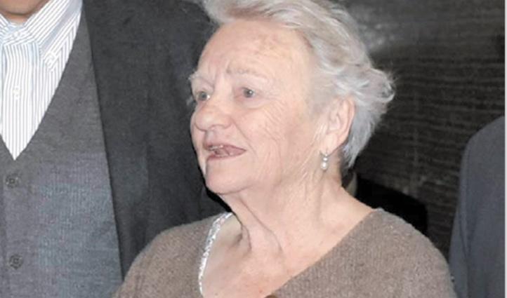 Notre Pierrette nationale, veuve Mjid, nous a quittés