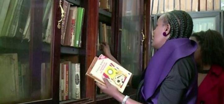 Restaurer des bibliothèques coloniales, le pari fou de deux Kényanes