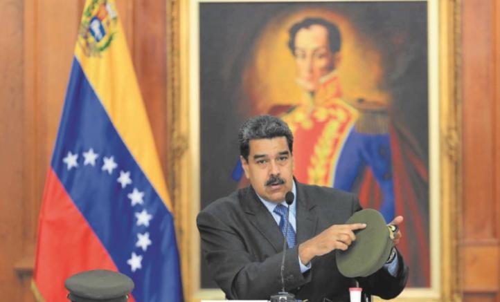 Maduro accuse des députés de l'opposition d'implication dans l'attentat