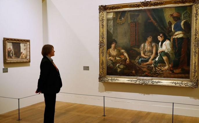 Le marché de l'art porté par des musées avides d'oeuvres