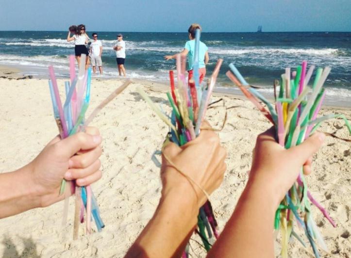 Cinq minutes pour des plages plus propres