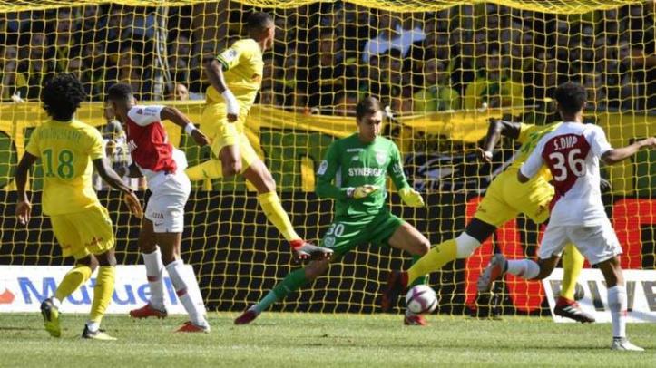 Ligue 1 :  Monaco annonce la couleur  d'entrée