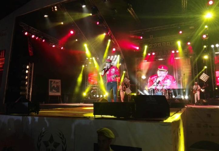 Dounia Batma et Adil Miloudi illuminent le Festival Jawhara