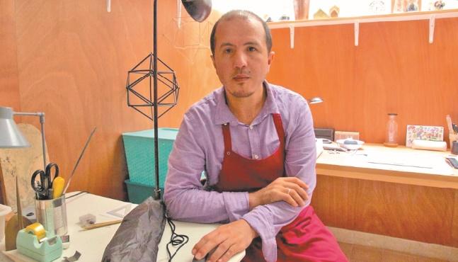 Younès Rahmoun, l'artiste marocain qui n'a jamais oublié ses racines