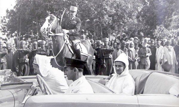 65ème anniversaire de la Révolution du Roi et du Peuple