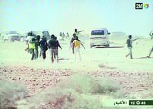 Retour au calme à Laâyoune : Des fauteurs de troubles dispersés mardi au quartier Al Aouda