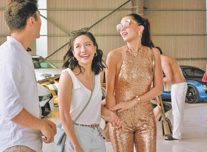 """""""Crazy Rich Asians"""" brille au box-office"""