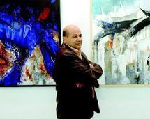 """Entretien avec l'artiste peintre Mhammed Cherifi :  """"Chaque artiste expérimente  son propre style"""""""