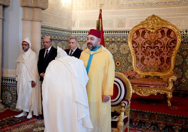 S.M le Roi nomme de nouveaux walis et gouverneurs et reçoit les lettres de créance de plusieurs ambassadeurs étrangers