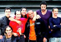 Les groupes Mazagan, Ribab Fusion et Fuzz Anaruz sont du voyage : L'Boulevard Tour fait escale à Béni Mellal