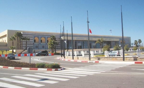 Augmentation du trafic des passagers à fin juillet à l'aéroport Fès-Saïss