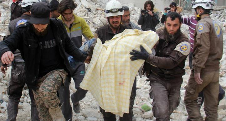 Le chef de l'ONU met en garde contre une catastrophe humanitaire à Idleb