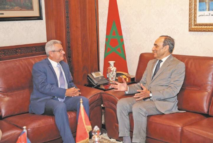Rabat et La Havane décidés à développer leur coopération bilatérale