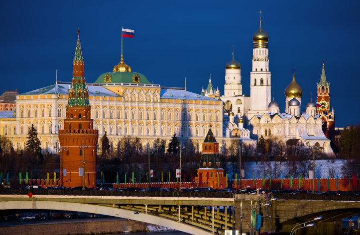 Le tour de Moscou en trois jours et quelques heures... (1/3)