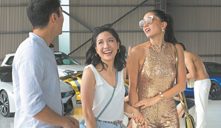 """""""Crazy Rich Asians"""" toujours à la tête du box-office"""