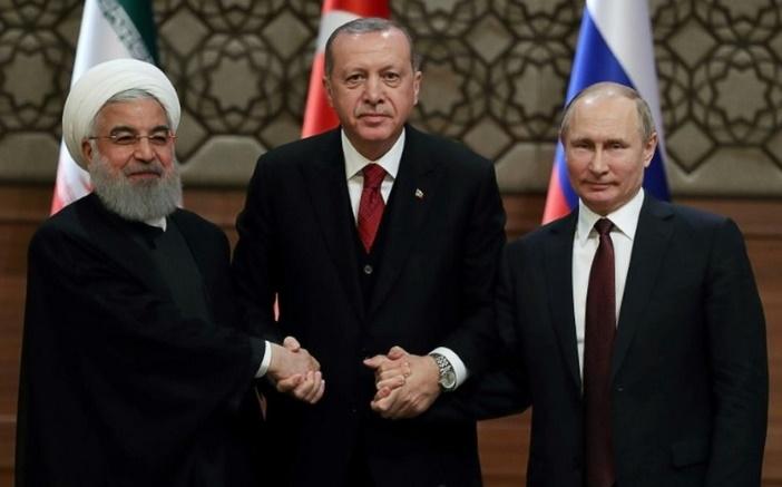 Le sort d'Idleb en jeu lors d'un sommet tripartite à Téhéran