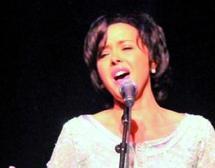 Karima Skalli chante pour le rapprochement des cultures