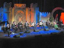 7ème Rencontre internationale des musiques andalouses : La bibliothèque de Mohammed Arkoun offerte au Maroc
