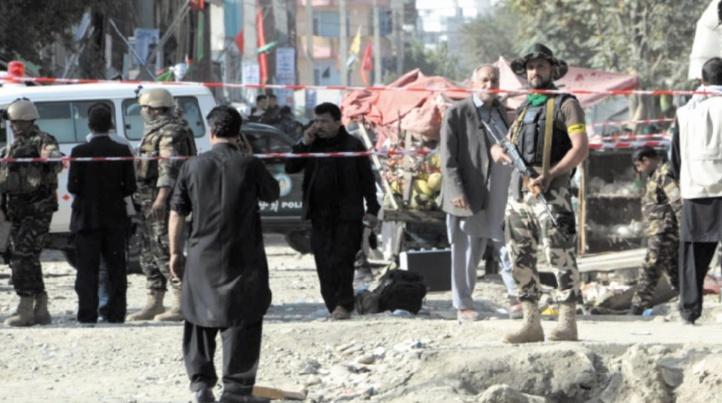 7 morts dans un attentat-suicide à Kaboul