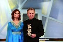 Les hommages se poursuivent au Festival de Marrakech : Harvey Keitel reçoit l'Etoile d'or